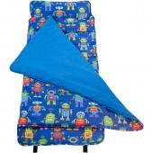 無毒幼教睡袋 符合美國標準 Wildkin 28112 機器人總動員 午覺毯/兒童睡袋(3-7歲)