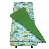 無毒幼教睡袋 符合美國標準 Wildkin 28313 小迪諾恐龍王國 午睡墊(3-7)