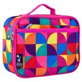 [BBB]符合美國 CPSIA 標準 Wildkin 33404 彩虹風車 保冰保溫午餐袋/便當袋/點心盒 (3~15歲)