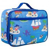 [BBB]符合美國 CPSIA 標準 Wildkin 33415 海盜船 保冰保溫午餐袋/便當袋 (3~15歲)