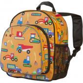 符合美國 CPSIA 標準 Wildkin 40110 怪手卡車 入學點心背包/幼稚園新鮮人書包 (3~6歲)