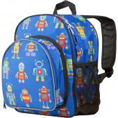 符合美國 CPSIA 標準 Wildkin 40112 機器人總動員 幼兒點心背包/幼稚園書包 (3~6歲)
