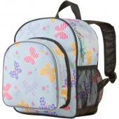 符合美國 CPSIA 標準 Wildkin 40113 蝴蝶花園 超輕量幼兒書包 上學必備 (3~6歲)