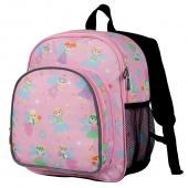 符合美國CPSIA 美國 Wildkin 40417 精靈公主 點心背包/幼稚園書包/寶寶書包(3~6歲)