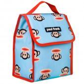 符合CPSIA美國 Wildkin 55470 Paul Frank 大嘴猴 直立式午餐袋/便當袋/保溫袋(3歲以上)