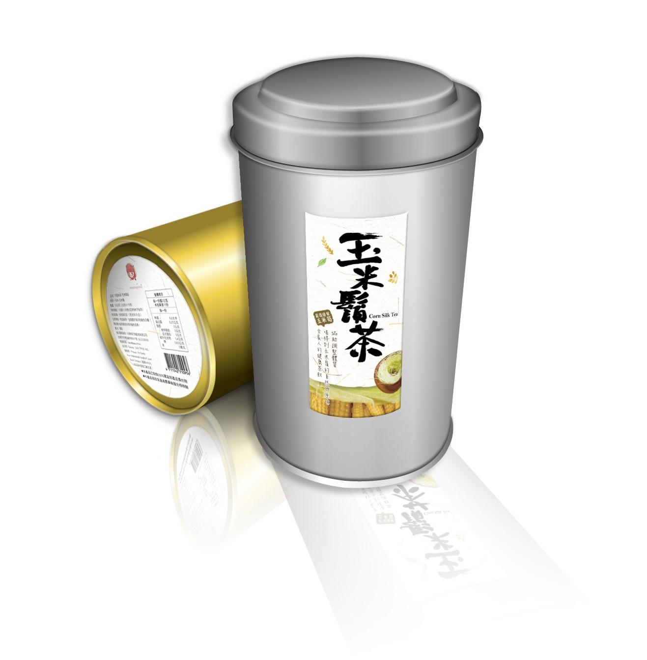 【雙笙妹妹】玉米鬚茶 *鐵罐包裝組合*