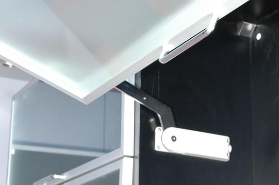 LAMP-HBFN水平雙折門上掀