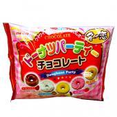 冬之戀-甜甜圈巧克力