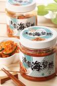 《臻品周氏泡菜 黃金泡菜系列》-『黃金海蜇絲/500g』- 五星飯店頂級料理