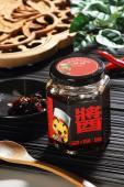 《臻品周氏泡菜》-『黑金辣椒豆鼓醬』