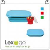 Lexngo可折疊午餐組-小