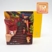 JB Design愛台灣系列_方波麗磁鐵