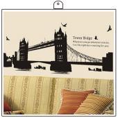 時尚壁貼~英國鐵橋