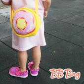 bbbag超可愛側背包-草莓波堤