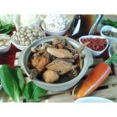 藥膳養生素食煲-四物(素)一公升裝