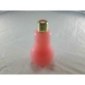 燈泡造型飲品-玫瑰可爾必思(玻璃瓶身310cc)