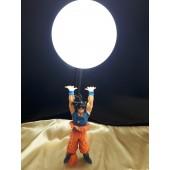 動漫場景檯燈-元氣彈(七龍珠,天下第一武道會,集氣檯燈,氣氛燈,超級賽亞人)