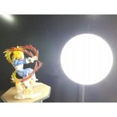 動漫場景檯燈-衝擊波(七龍珠,天下第一武道會,氣功檯燈,氣氛燈,超級賽亞人,達爾/貝吉塔)
