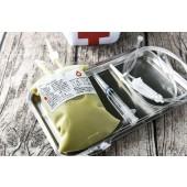 血袋飲品+超長造型吸管-日式天皇奶茶(330cc)