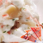 ❀花海鮮系列❀  鮑魚沙拉250G  特價再享買三送一 解凍即可食用!(花海鮮系列任選三包即加送一包)