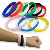 【客製化】A90-3150-035 矽膠運動手環(含印刷一色單一位置)