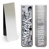 【客製化】 暢銷款磁性書籤(銀) 10 x 2.75 cm A90-1130-088